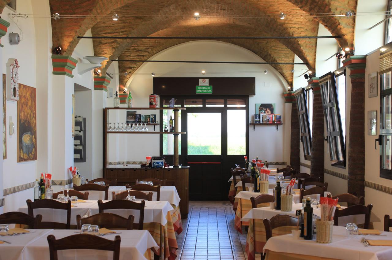 Sala Osteria del Melo